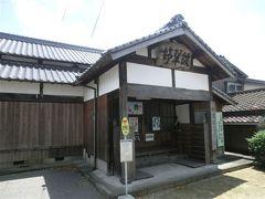 日田街道 朝倉市比良松地区 昔の町並みあり酒蔵あり♪