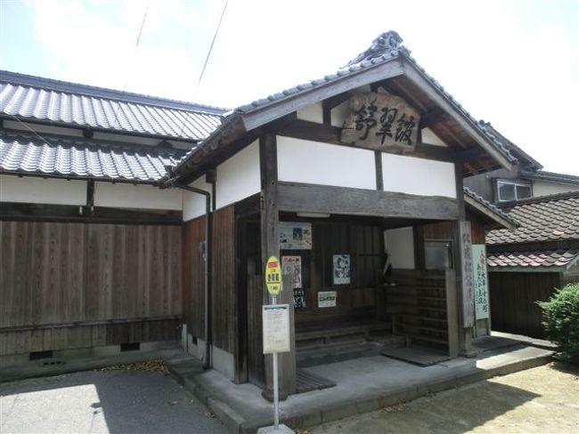 歴史的建築物の舒翠館(じょすいかん)見学に朝倉の比良松地区に。<br />他にみどころがありましたので、ご紹介します。<br /><br />三連水車、ハトマメ屋も近いですよ♪