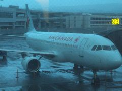 エアカナダ 559便SFO/YVR 搭乗記  2013年6月 日本訪問記 その②