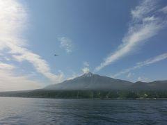 2013夏 女ひとり冒険の旅★稚内経由→高山植物まっ盛りの利尻富士