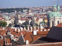 あこがれのプラハ:  ヨーロッパ建築博物館と呼ばれる古都は戦火を逃れて−−−。