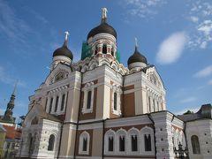 個人で欲張り北欧5国周遊旅行 その5:ヘルシンキから日帰りでタリン観光