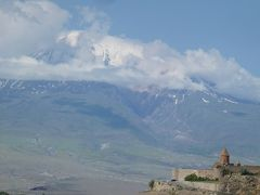 大コーカサス三国--アルメニア・エレヴァン郊外編