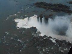 アルゼンチン側イグアスの滝