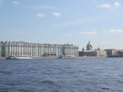 ロシア&北欧一人旅その1  プルコヴォ空港 ~ サンクトペテルブルグ