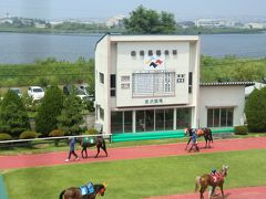 2013年7月 北陸の旅 第2日 金沢競馬場