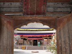 GW西北旅14★楽都★小故宮と例えられる瞿曇寺へ