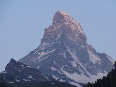 164 スイス旅行 シュヴァルツゼー~ツェルマット、ハイキング