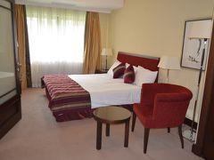 4歳娘と二人でブダペスト、プラハ、ストックホルムの旅-2.コリンシアホテル ブダペスト