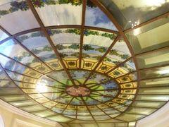 優雅な夏バカンス イタリア・東リビエラの旅♪ Vol3(第2日目朝) ☆ジェノバ:優雅なホテル「Hotel Bristol Palace」の朝食♪