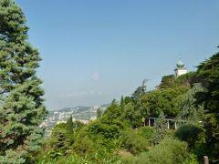 優雅な夏バカンス イタリア・東リビエラの旅♪ Vol8(第2日目午前) ☆ジェノバ:リギ山(Righi)へプチ登山旅行♪
