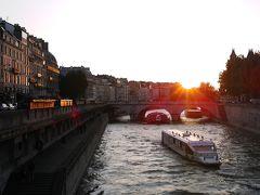 初めてのバルセロナとだいぶ訪れたパリ パリ街角編