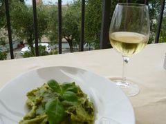 優雅な夏バカンス イタリア・東リビエラの旅♪ Vol11(第2日目昼) ☆ネルヴィ(Nervi):素晴らしい絶景の超有名レストラン「La Cuccina di Gian Paolo Belloni」で絶品のジェノベーゼを優雅に頂く♪