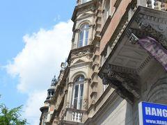 ブダペストの旅行記