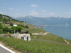 スイスの世界遺産であるラボー地区観光