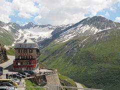 夏のスイス☆5大名峰と絶景列車の旅③♪ランドヴァッサー橋・天国のフルカ峠越え・サースフェー編