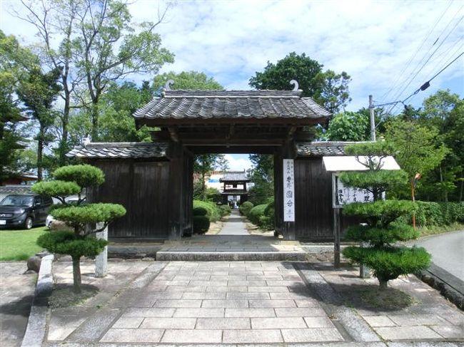 豊前国国分寺。天平13年(741年)に聖武天皇が仏教による国家鎮護のため、日本の各国に建立を命じた寺院のひとつです。かつての賑わいはありませんが、かつての勢いを見て取ることもできます。<br /><br />