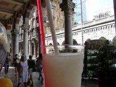 優雅な夏バカンス イタリア・東リビエラの旅♪ Vol12(第2日目午後) ☆ジェノバ:午後は街歩きと魅力的なサマーセールショッピング♪