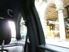 優雅な夏バカンス イタリア・東リビエラの旅♪ Vol21(第3日目昼) ☆ジェノバ~テッラロ(Telloro):ジェノバからベンツ専用車でテッラロへGO!