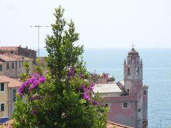 優雅な夏バカンス イタリア・東リビエラの旅♪ Vol24(第3日目午後) ☆テッラロ(Telloro):旧市街は美しい迷路の漁村 優雅に歩く♪