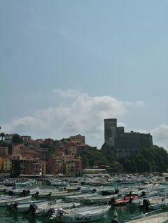 優雅な夏バカンス イタリア・東リビエラの旅♪ Vol26(第3日目午後) ☆レリーチ(Rerici):華やかなリゾート地 レリーチで優雅に歩く♪
