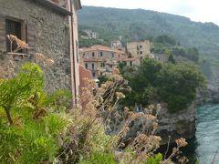 優雅な夏バカンス イタリア・東リビエラの旅♪ Vol36(第4日目午前) ☆テッラロ(Tellaro):美しい漁村テッラロの散歩と素朴な教会と海を優雅に眺めて♪
