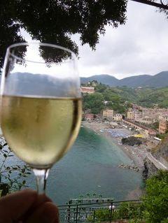 優雅な夏バカンス イタリア・東リビエラの旅♪ Vol38(第4日目昼) ☆モンテロッソ・アル・マーレ:「Hotel Porto Roca」で優雅なランチ♪
