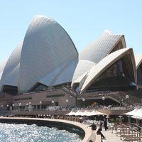 2012 オーストラリア家族旅行 3.シドニー1日目