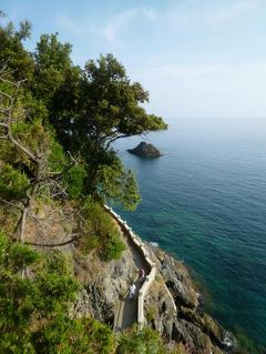 優雅な夏バカンス イタリア・東リビエラの旅♪ Vol42(第4日目午後) ☆モンテロッソ・アル・マーレ:黄昏のまどろむようなビーチでのんびりと優雅に過ごす♪