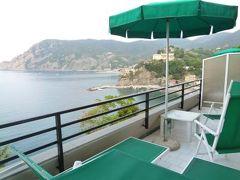 優雅な夏バカンス イタリア・東リビエラの旅♪ Vol46(第5日目朝) ☆モンテロッソ・アル・マーレ:「Hotel Porto Roca」の素敵な朝食♪
