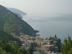 優雅な夏バカンス イタリア・東リビエラの旅♪ Vol49(第5日目午前) ☆ヴェルナッツァ:モンテロッソから隣町ヴェルナッツァへハイキング♪山から見下ろす素晴らしい絶景に感動♪