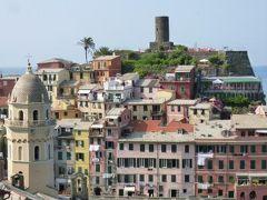 優雅な夏バカンス イタリア・東リビエラの旅♪ Vol50(第5日目午前) ☆ヴェルナッツァ:美しいヴェルナッツァを優雅な散策♪