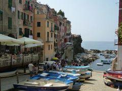 優雅な夏バカンス イタリア・東リビエラの旅♪ Vol53(第5日目昼) ☆リオマッジョーレ:カラフルな漁村リオマッジョーレの優雅な散策♪