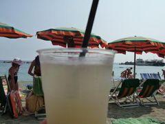 優雅な夏バカンス イタリア・東リビエラの旅♪ Vol59(第5日目午後) ☆モンテロッソ・アル・マーレ:「Hotel Porto Roca」のプライベートビーチで優雅に過ごす♪