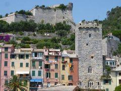 優雅な夏バカンス イタリア・東リビエラの旅♪ Vol65(第6日目午前) ☆ポルトヴェネーレ:夢のような美しいポルトヴェネーレ♪お迎えの時間までに優雅に歩く♪