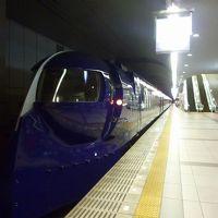 楽しい乗り物に乗ろう! 南海電鉄「ラピート」号   ~大阪~