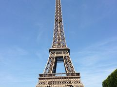 はじめてのひとり旅 2013.7.18~24 パリ6日目最終日