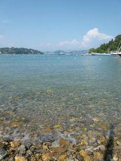 優雅な夏バカンス イタリア・東リビエラの旅♪ Vol69(第6日目午後) ☆パルマリア島:ビーチで優雅に過ごす♪オーペルジュ「Locanda Lorena」デラックスルームでシェスタ♪