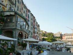 優雅な夏バカンス イタリア・東リビエラの旅♪ Vol74(第6日目夕) ☆ポルトヴェネーレ:黄昏の美しいカラフルな街並み♪