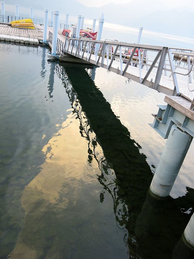 ◎夏盛り 中禅寺湖5日間