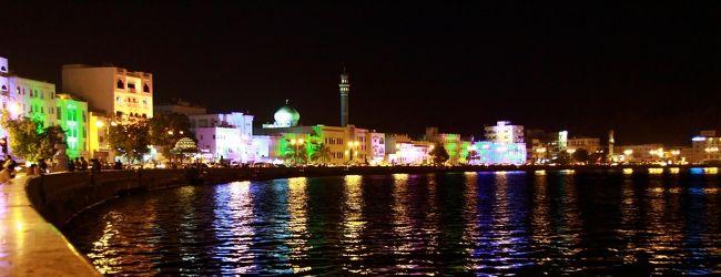 2013春UAE・オマーン旅行 Day5:オマーン入国