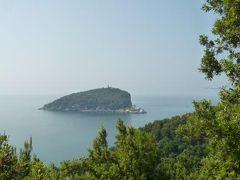 優雅な夏バカンス イタリア・東リビエラの旅♪ Vol79(第7日目午前) ☆パルマリア島:世界遺産パルマリア島をトレッキング♪美しいDel Tino島を眺めて♪