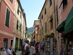 優雅な夏バカンス イタリア・東リビエラの旅♪ Vol84(第7日目午後) ☆レヴァント(Levanto):旧市街を優雅に散策とショッピング♪