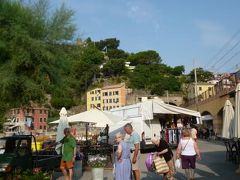 優雅な夏バカンス イタリア・東リビエラの旅♪ Vol99(第9日目午前) ☆モンテロッソ・アル・マーレ:木曜日開催の市場を楽しくショッピング♪