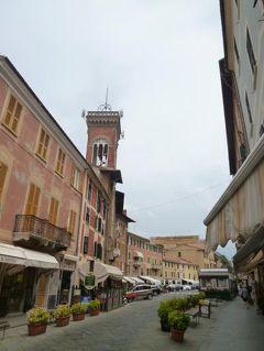 優雅な夏バカンス イタリア・東リビエラの旅♪ Vol103(第9日目昼) ☆セストリ・レヴァンテ:旧市街を優雅に歩く♪
