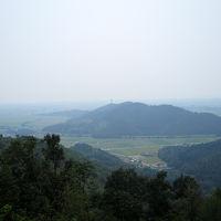 浅井家の本拠、湖北の山城へ。