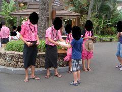 2013夏、女児3人の5人家族で行く、子連れの楽園ハワイ旅行の足跡 Vol.5