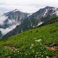 憧れの白馬岳へ!(4)白馬岳〜蓮華温泉