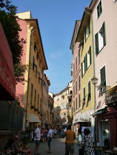優雅な夏バカンス イタリア・東リビエラの旅♪ Vol117(第10日目夕) ☆セストリ・レヴァンテ:黄昏の旧市街の散策とショッピングを楽しむ♪