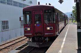 2013年8月長良川鉄道乗りつぶし1